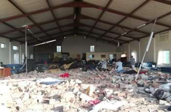 Search and Rescue Teams in Ghana Retrieve 17 Bodies in Scene of Collapsed Church - Reports