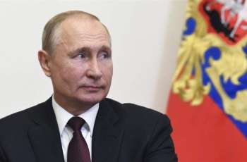 Putin to Russia's Ill-Wishers: We Only Worried About How Not to Catch Cold at Your Funeral