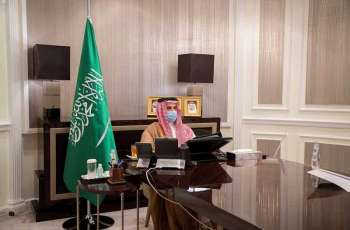 سمو وزير الخارجية يشارك في الاجتماع الوزاري للمجموعة المصغرة حول سوريا