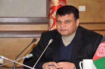 رئیس البرلمان الأفغاني میر رحمن رحماني سیصل الیوم الجمعة الی باکستان