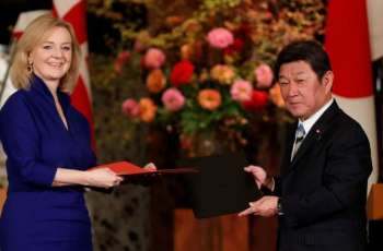 Signing of Trade Deal With Japan Shows What UK Can Do As 'Independent Trading Nation' - UK