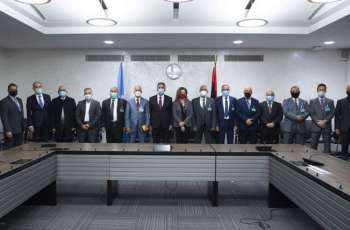 Libya's 5+5 Joint Military Committee Signed Ceasefire Agreement in Geneva - UN