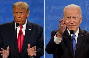 Kremlin Did Not Watch Trump-Biden Debate, Up to Americans to Decide Who Won