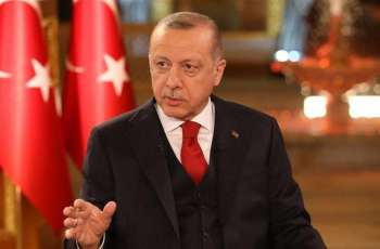 Turkey Not Going to Discuss S-400 Tests With US - Erdogan