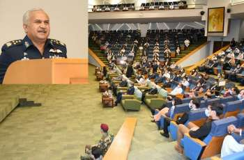 CAS pays maiden visit to NUST; addresses students and faculty