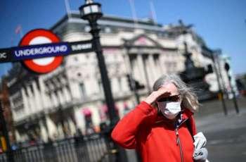 """بريطانيا تسجل 174 وفاة و23012 إصابة جديدة بـ""""كورونا"""" خلال الـ24 ساعة الماضية"""