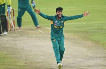 "Shadab Khan is at risk of ""exclusion"" due to leg strain in first ODI against Zimbabwe"