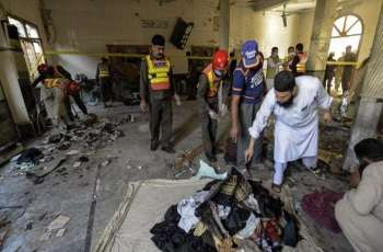 At least seven killed and 70 others injured in Peshawar seminary blast
