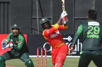 Pakistan v Zimbabwe ODIs – all 107 tests return negative