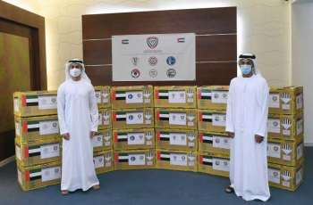 UAEFA supplies COVID-19 medical aid to further 6 Asian football associations