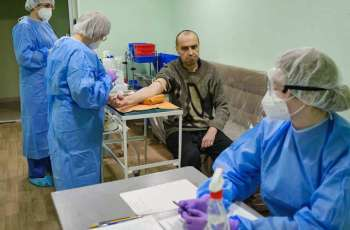 Russia Records 16,550 COVID-19 Cases in Past 24 Hours - Response Center