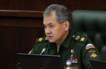 Russia's Shoigu Says Situation Remains Tense as NATO Boosts Presence Near Union State