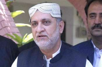 Akhtar Mengal arrives at Jati Umra to call on Maryam Nawaz