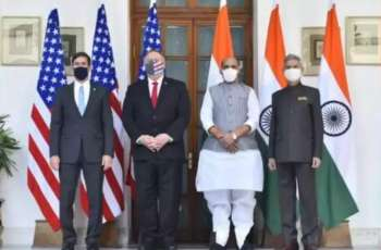India, US Sign Basic Exchange And Cooperation Agreement, Four More Deals - Official