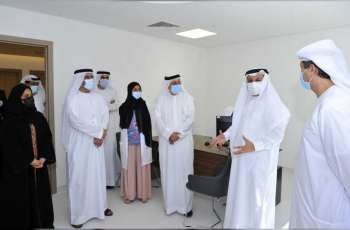 Dubai Health Authority launches a state-of-the-art centre for treating infectious diseases