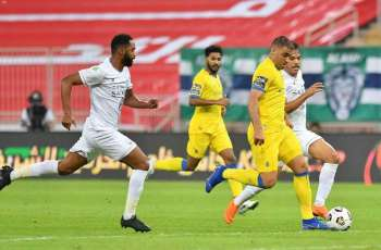 النصر يتأهل لمقابلة الهلال على نهائي كأس خادم الحرمين الشريفين
