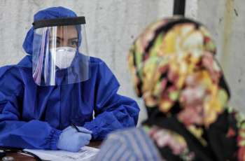 Indonesia reports 3,565 new coronavirus infections, 89 deaths
