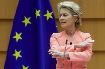 Von Der Leyen on Attack in Nice: Nobody Should Doubt Europe's Solidarity With France