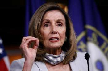 US House Speaker Pelosi Warns Americans to Vote In-Person
