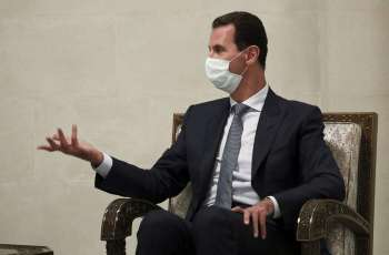 Assad, Russian Delegation Discuss Attempts to Disrupt Conference on Refugees - Damascus