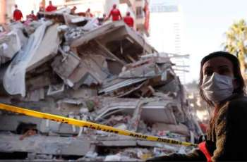 Rescuers Freed 100 People From Under Rubble Following Earthquake in Turkey - Authorities