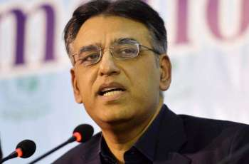 Asad Umar seeks citizens' help for compliance of SOPs against Covid-19