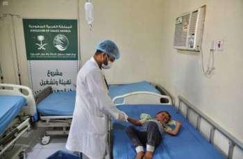 مركز الجعدة الصحي في محافظة حجة يواصل تقديم خدماته العلاجية للمستفيدين بدعم من مركز الملك سلمان للإغاثة