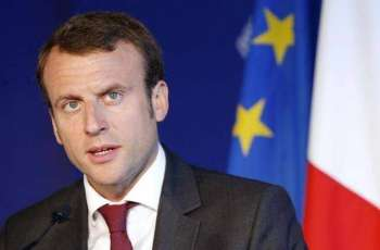 France's Macron Says Understands Uproar Over Prophet Cartoons