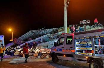 Turkey Earthquake Death Toll Climbs to 35 - Health Minister