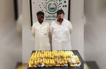 Dubai Police stymie plot to sell 40 kg of drugs in UAE