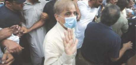 Shehbaz Sharif sent to jail on judicial remand in money laundering and assets beyond means case