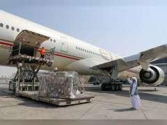 UAE sends second medical aid flight to Jordan in fight against COVID-19