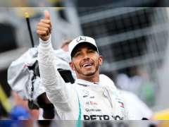 تتويج هاميلتون  بلقب سباق فورمولا البرتغالي