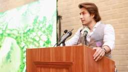 Ali Zafar nominated as first ambassador of Namal Knowledge of City