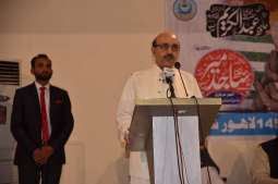 Indian threats against AJK, Pakistan cannot be overlooked: AJK president