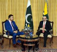 Masood Khan demands immediate end to rapid demographic transfer in IOJK