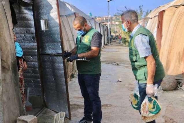 مركز الملك سلمان للإغاثة يواصل توزيع أرغفة الخبز على العائلات المتعففة شمال لبنان