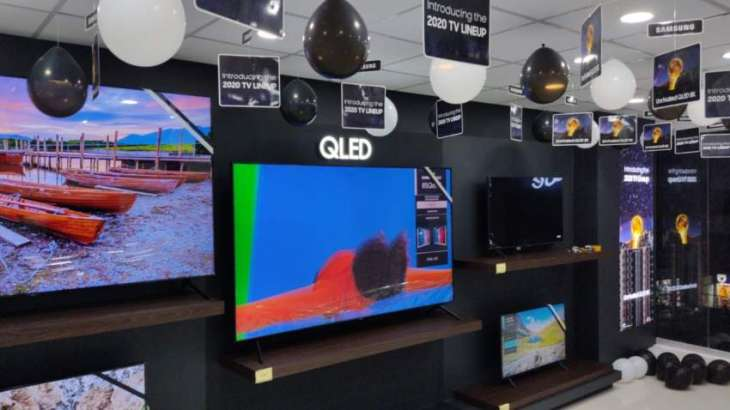 Samsung Welcomes Customers to Faisalabad's First Official Brand Shop