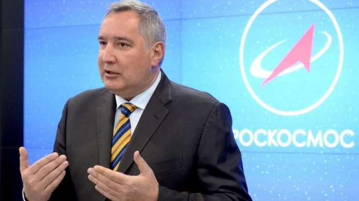 Roscosmos Chief Rogozin Creates New Facebook Account After 2-Year Lull