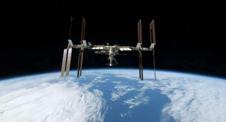 Air Leak Rate at Russia's ISS Zvezda Module Halves After Crack Sealed With Tape