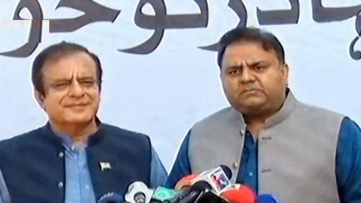 Public will never come out to support opposition leaders for their personal agendas, says Shibli Faraz