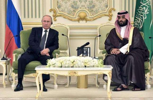 Putin, Saudi Crown Prince Discuss Cooperation in Fight Against COVID-19 - Kremlin