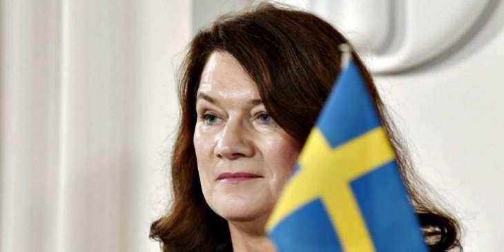 Top Swedish Diplomat Self-Quarantined Since EU Summit - Spokeswoman