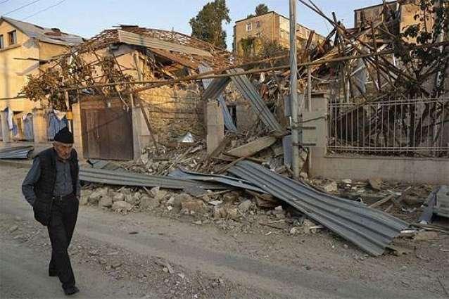 EU Condemns Strikes on Azerbaijani City of Ganja, Calls for Ceasefire Upholding