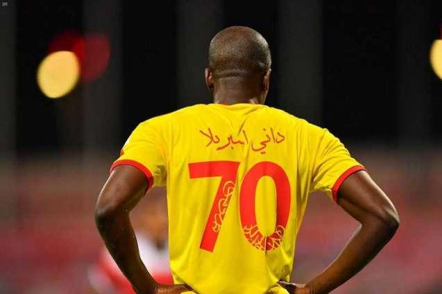 الوحدة يتغلب على القادسية في دوري كأس الأمير محمد بن سلمان