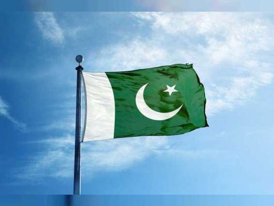 مصرع 16 شخصا في انهيار أرضي شمال باكستان