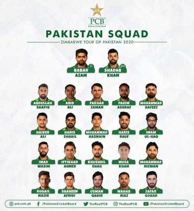 Abdullah Shafiq in Pakistan probables for Zimbabwe series