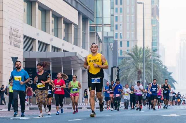 More than 400 runners to take part in Friday's Mai Dubai City Half Marathon in DIFC