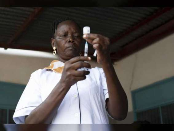 UNICEF to stockpile over half billion syringes to prepare for eventual COVID-19 vaccinations