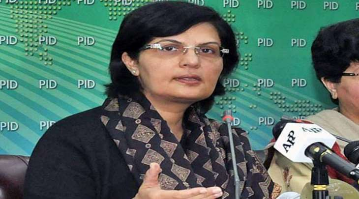 مساعدة رئیس وزراء باکستان عمران خان تعلن اصابتھا بفیروس کورونا